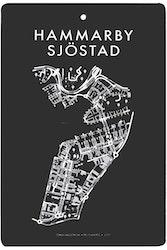 Skärbrädan Hammarby Sjöstad