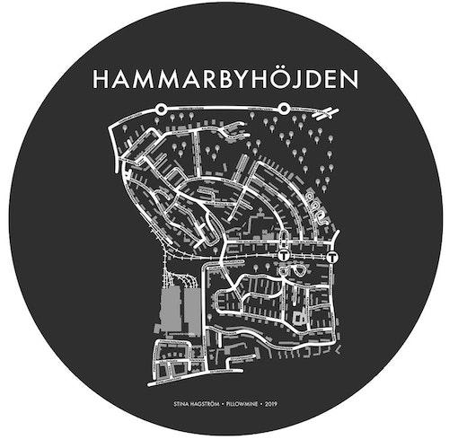Grytunderlägget Hammarbyhöjden