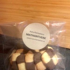 Naturfantastens Schackrutor, 10-pack, Certifierade av Eldrimner