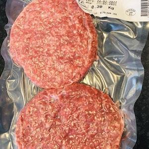2-p hamburgare lamm