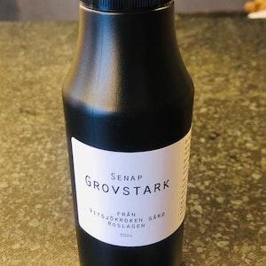 Senap i flaska