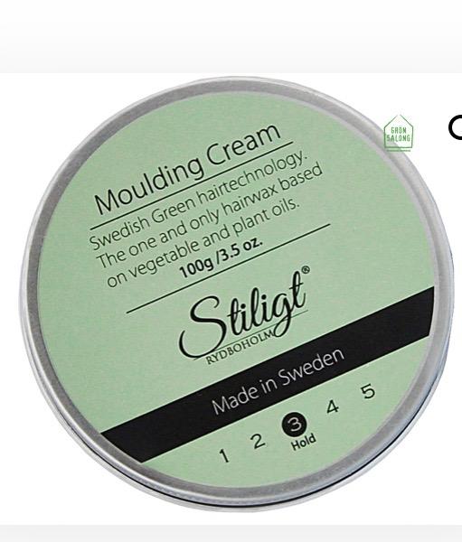 Hårvax Moulding Cream