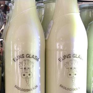 Eko Mjölk med RETURFLASKA 1 liter