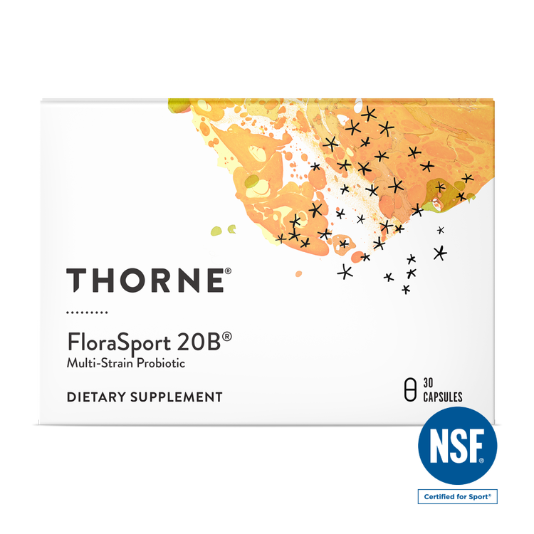 FloraSport 20, Thorne