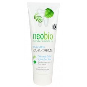 Neobio tandkräm utan fluor