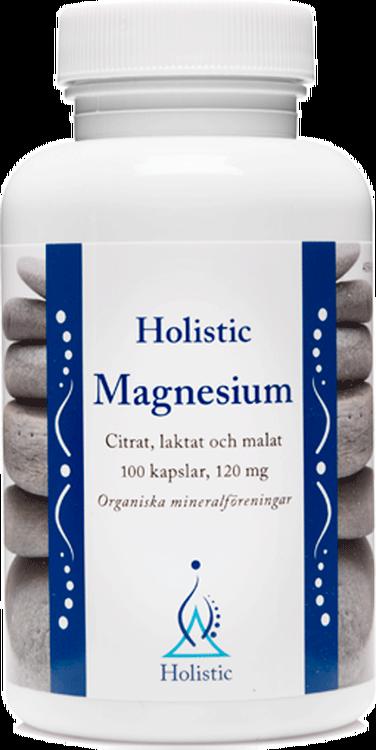 Magnesium, Holistic