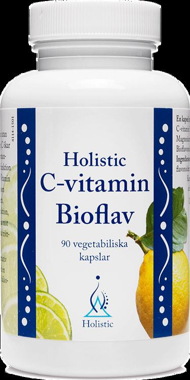 C-vitamin Bioflav, Holistic
