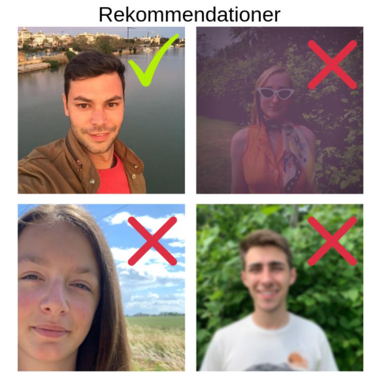 Strumpor med ansikten - Svenska Flaggan