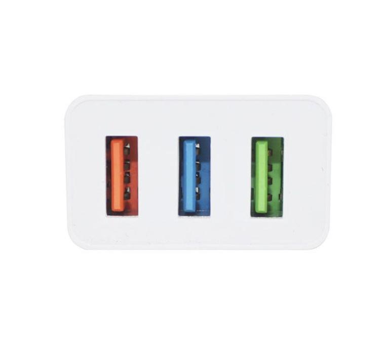 Snabbladdare QC3.0 med USB-C Kabel