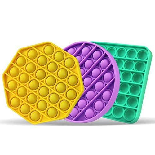 3-pack Pop it Fidget