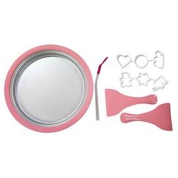 Ice Cream Roll Maker - Glassrullar Maskin