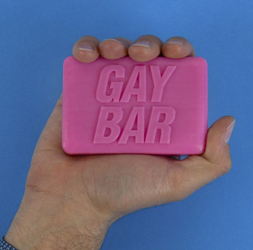 Gay Bar Tvål