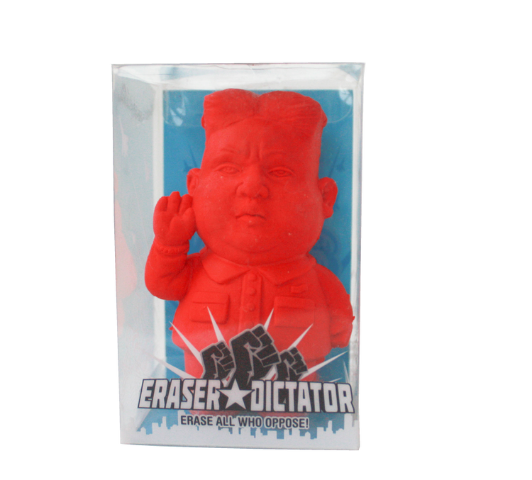 Diktator suddgummi - Kim