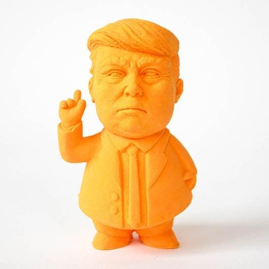Diktator Suddgummi - Donald
