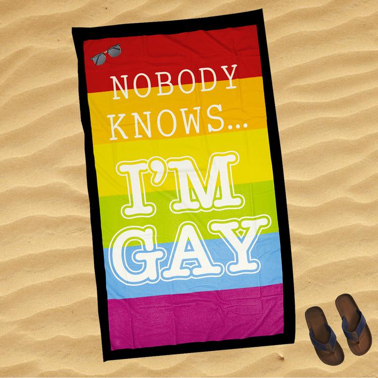 Gay Badhandduk
