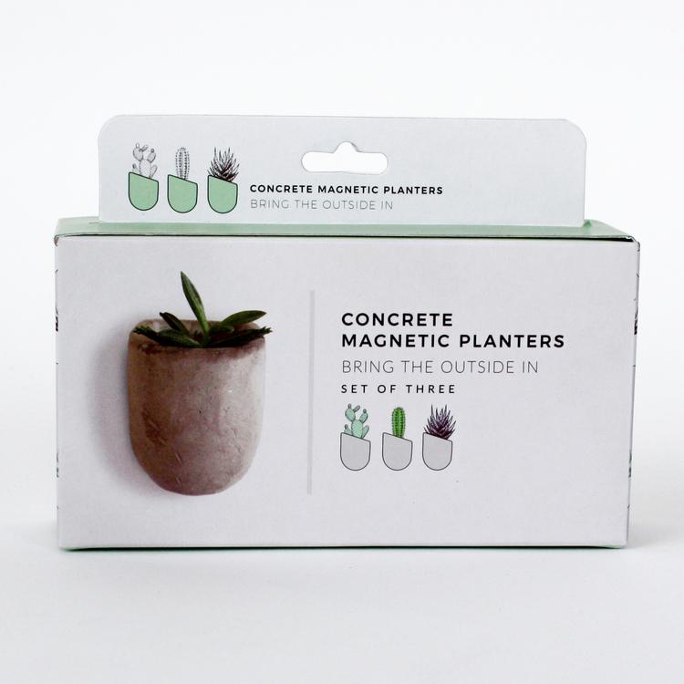 Magneter Krukväxter