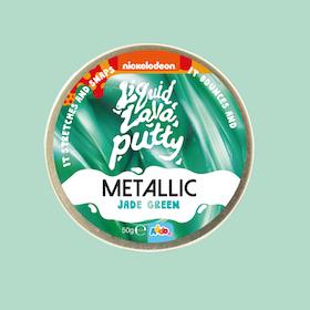 Liquid Lava Putty Metallic - Grön