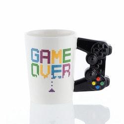 Game Over Mugg