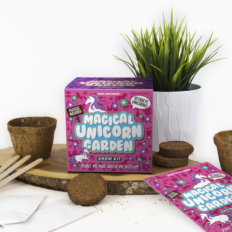 Odla Kit - Magical Unicorn Garden