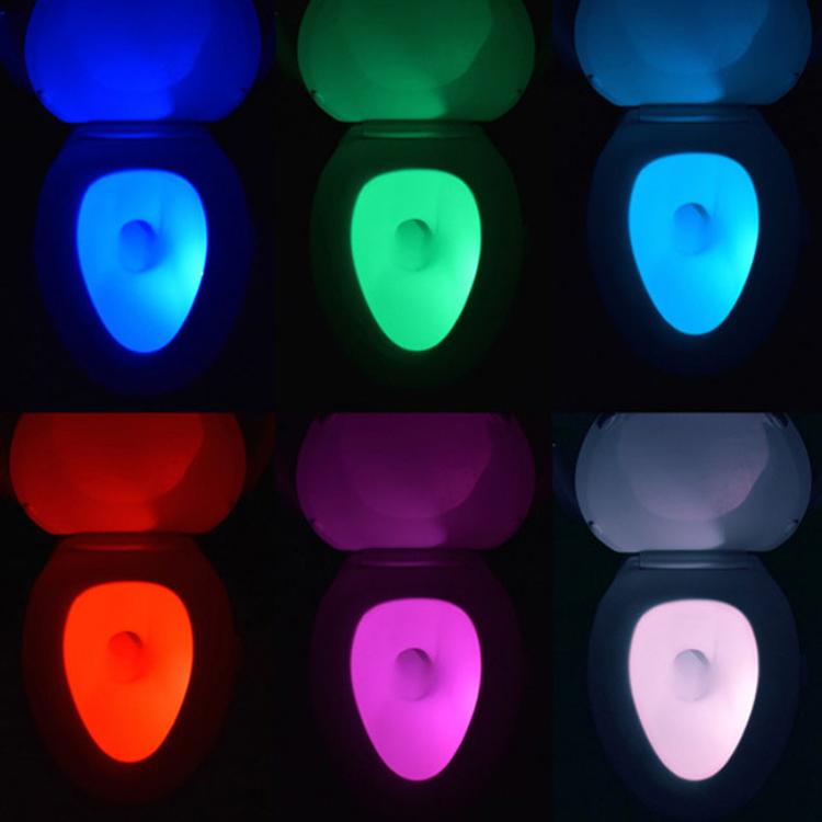 Nattlampa För Toaletten