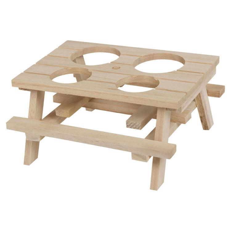 Picknickbord Kryddställ