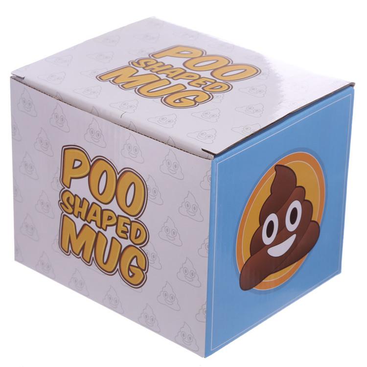 Emoji Poo Mugg