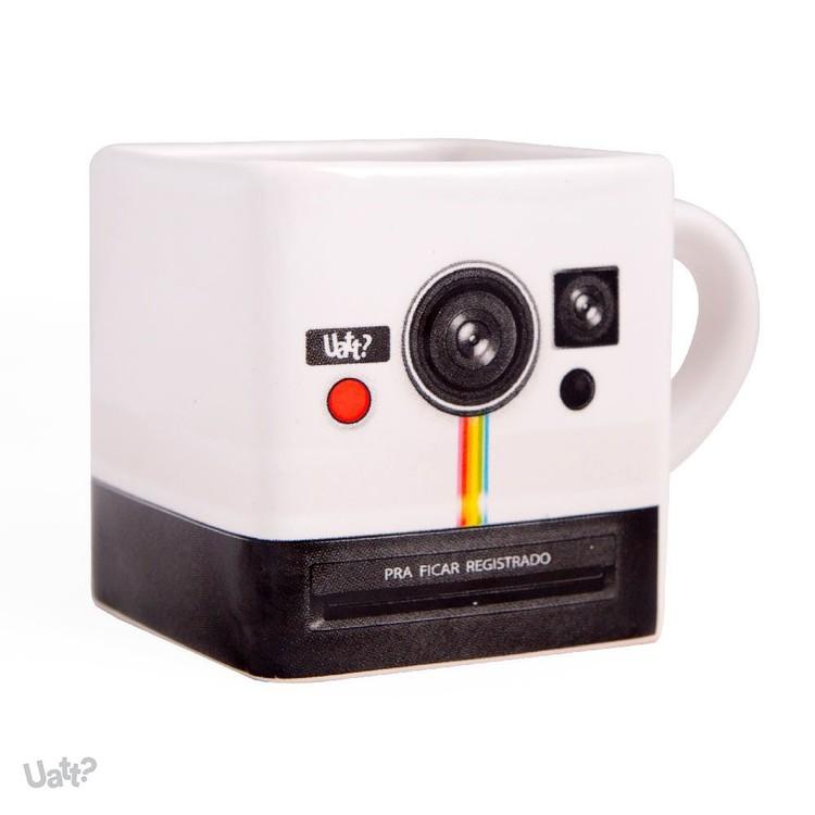 Retro Polaroid Mugg- Instagram