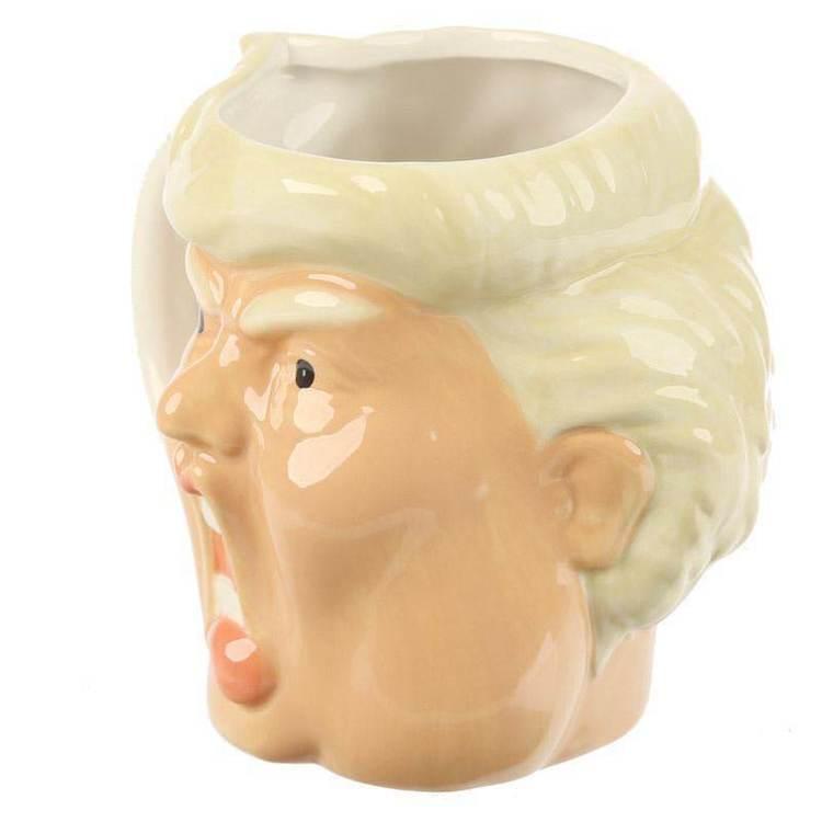 Donald Trump Mugg -roliga prylar