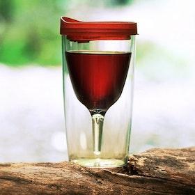 Vino2go Tumbler - Vin Glass
