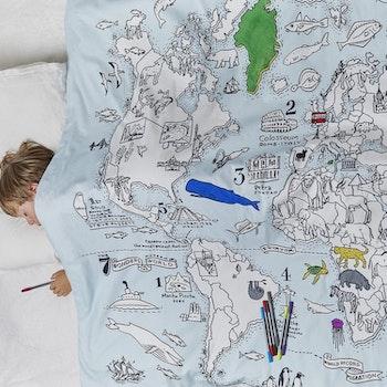 Påslakan Att Måla På - Eat Sleep Doodle