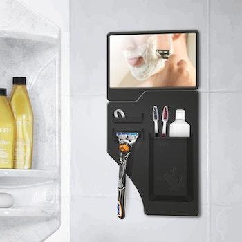 Badrum Väggförvaring - Grippy Shower Buddy