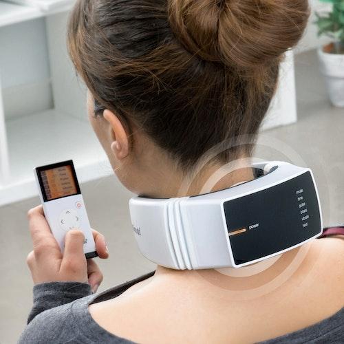 Elektromagnetisk Nackmassager Pro