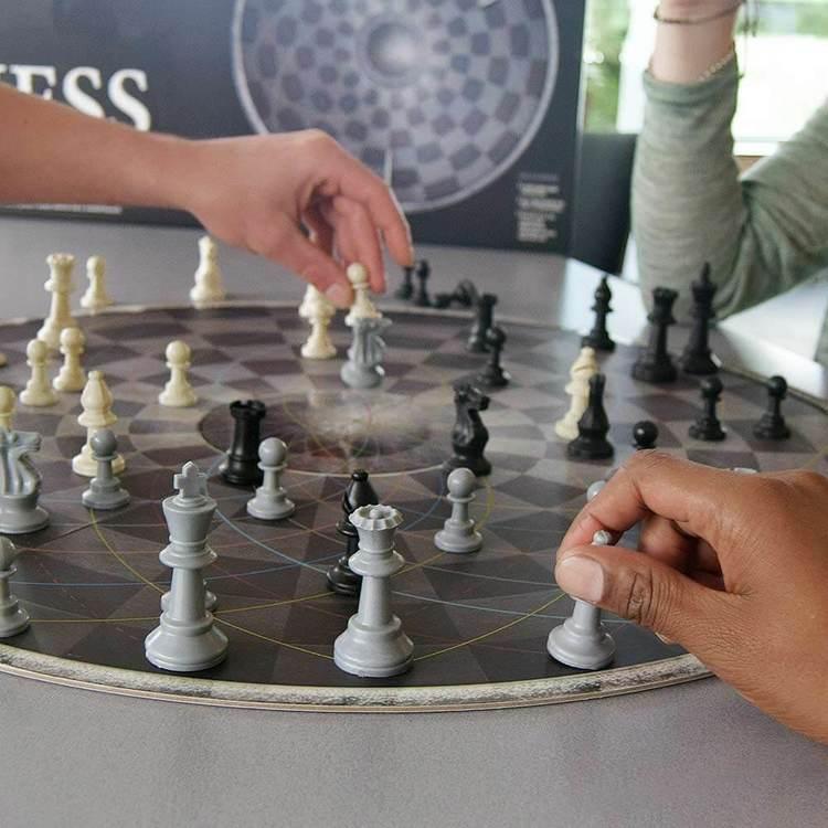 Schack för tre