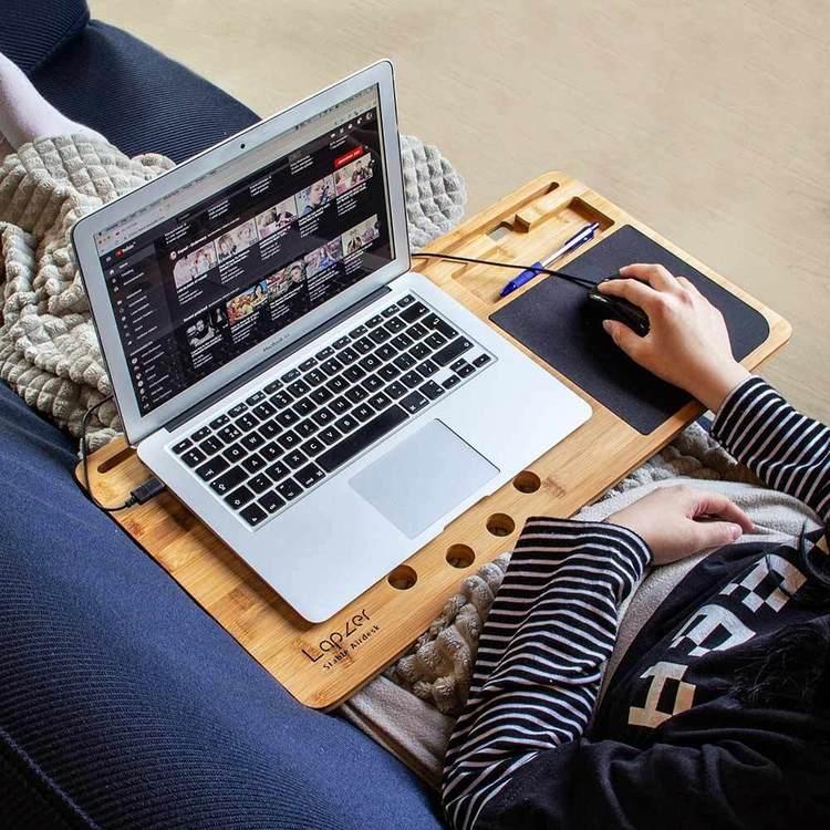 lapzer dator hållare