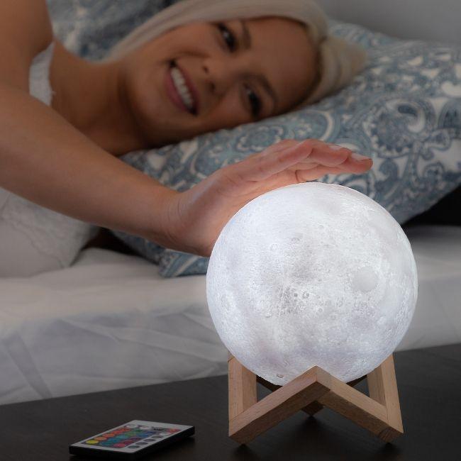 Månlampa