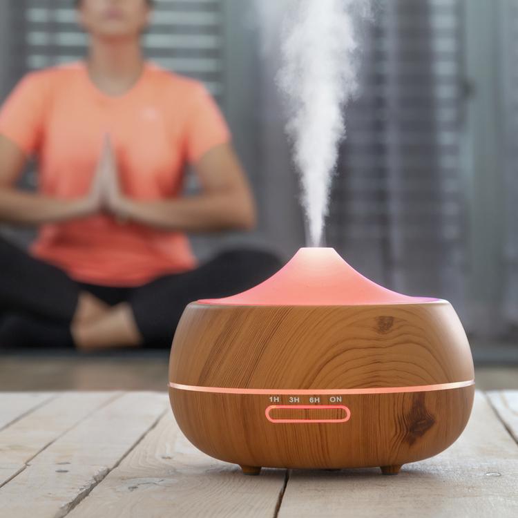 Aromaterapi Luftfuktare