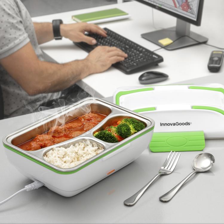 Elektrisk Matlåda - Lunchbox
