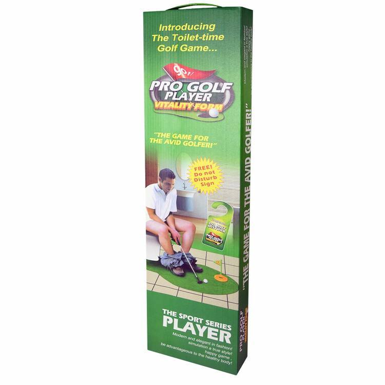 Toilet Golf - Roliga Prylar