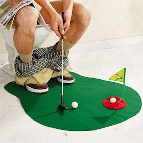 Toilet Golf - Potty putter