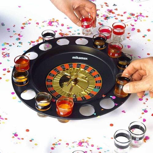 Drickspel Shot Roulette