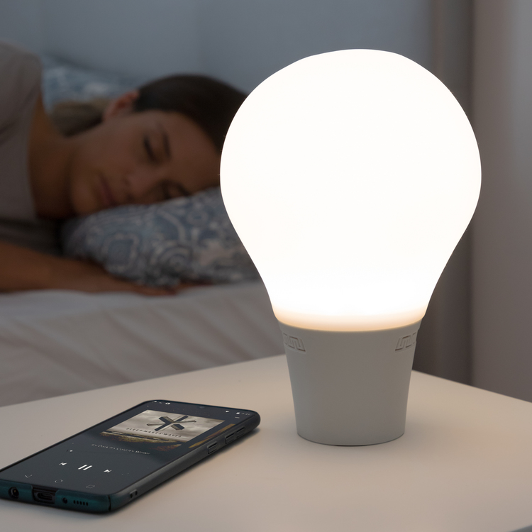 Touch-lampa
