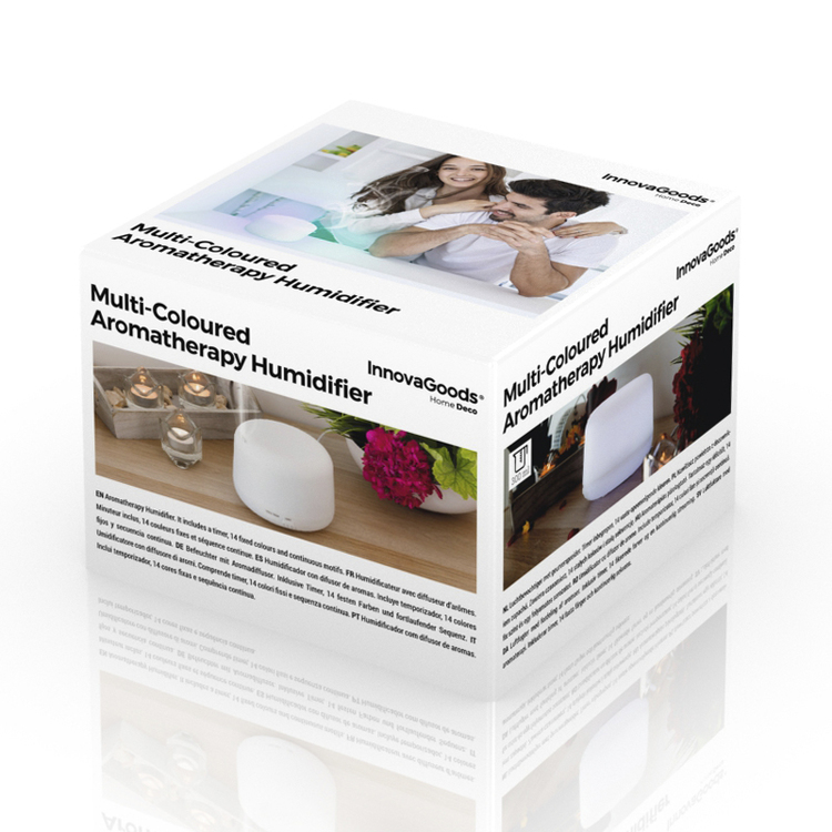 Aromaterapi Diffuser Multicolor