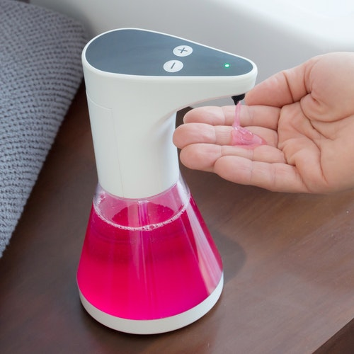 Automatisk Tvåldispenser med Sensor - 520 ml