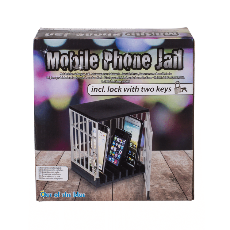 Mobiltelefon fångelse - Roliga prylar
