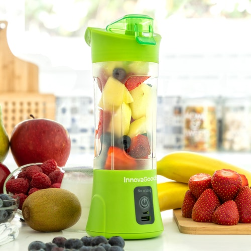 Bärbar Smoothie Blender