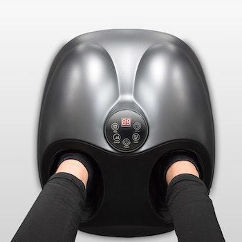 Elekriskt Fotmassager med Värme
