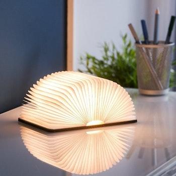 LED Bok Lampa