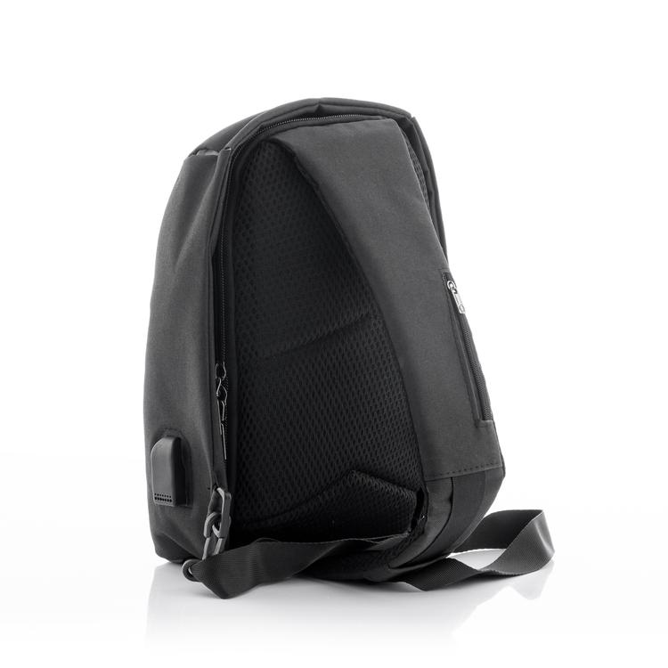 Anti-stöld Ryggsäck med  USB-laddning