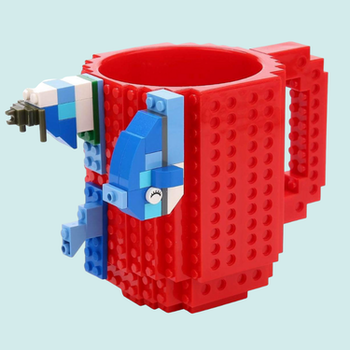 Build On Brick Mugg