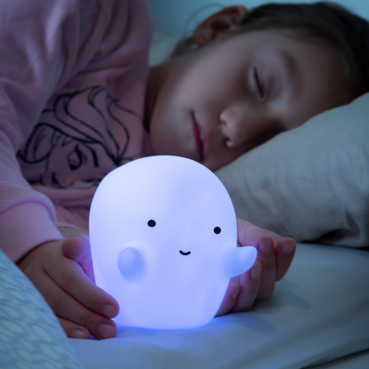 Spöke Nattlampa för barn